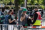 19.09.2020, wohninvest Weserstadion, Bremen, GER,  SV Werder Bremen vs Hertha BSC Berlin, <br /> <br /> <br />  im Bild<br /> <br /> Unter Sicherheitsabstaenden konnten am 1. Spieltag 8300 Fans das Spiel gegen Hertha BSC Berlin im wohninvest Weserstadion sehen. <br /> <br /> Foto © nordphoto / Kokenge<br /> <br /> DFL regulations prohibit any use of photographs as image sequences and/or quasi-video.