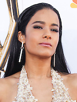 PASADENA, CA, USA - OCTOBER 10: Massiel Taveras arrives at the 2014 NCLR ALMA Awards held at the Pasadena Civic Auditorium on October 10, 2014 in Pasadena, California, United States. (Photo by Celebrity Monitor)