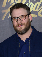 Seth Rogen @ the 2016 MTV Movie Awards held @ the Warner studios.<br /> April 9, 2016