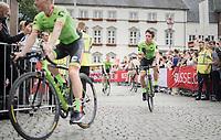 "Rigoberto Uran (COL/Cannondale-Drapac)<br /> <br /> ""Le Grand Départ"" <br /> 104th Tour de France 2017 <br /> Team Presentation in Düsseldorf/Germany"