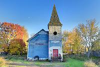 The old Fleetwood building of Highway 29 in Culpeper, Virginia. Photo/Andrew Shurtleff