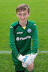 St Johnstone FC Academy Under 14's<br /> Peter Nelson<br /> Picture by Graeme Hart.<br /> Copyright Perthshire Picture Agency<br /> Tel: 01738 623350  Mobile: 07990 594431