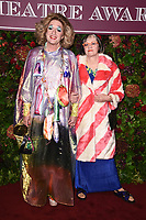 Grayson Perry<br /> arriving for the Evening Standard Theatre Awards 2019, London.<br /> <br /> ©Ash Knotek  D3539 24/11/2019