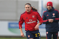 Mel Filis of Arsenal during West Ham United Women vs Arsenal Women, Women's FA Cup Football at Rush Green Stadium on 26th January 2020