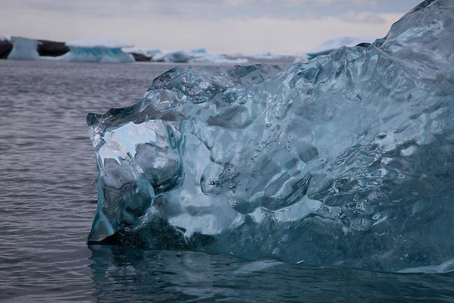 Iceberg in Antarctica.