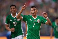 Mexico vs El Salvador, July 9, 2017