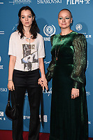 Samantha Morton and daughter, Esme Creed-Miles<br /> arriving for the British Independent Film Awards 2018 at Old Billingsgate, London<br /> <br /> ©Ash Knotek  D3463  02/12/2018