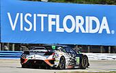 2017 IMSA WeatherTech SportsCar Championship<br /> Mobil 1 Twelve Hours of Sebring<br /> Sebring International Raceway, Sebring, FL USA<br /> Saturday 18 March 2017<br /> 86, Acura, Acura NSX, GTD, Oswaldo Negri Jr., Tom Dyer, Jeff Segal<br /> World Copyright: Richard Dole/LAT Images<br /> ref: Digital Image RD_217_SEB500