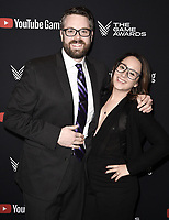 LOS ANGELES- DECEMBER 12: Greg Miller attends the Game Awards 2019 at the Microsoft Theater on December 12, 2019 in Los Angeles, California. (Photo by Scott Kirkland/PictureGroup)