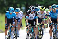 26th May 2021; Canazei, Trentino, Italy; Giro D Italia Cycling, Stage 17 Canazei to Sega Di Ala ; Simon Yates (GBr) ?