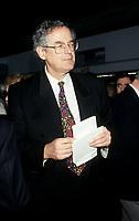 Francis Fox , march 1993 <br /> file photo