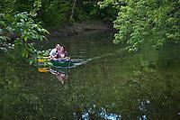 Alum Creek Canoeists