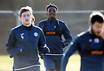 St Johnstone Training…02.02.18<br />New signing Matty Willock pictured in training this morning at McDiarmid Park ahead of tomorrow's game at Hearts<br />Picture by Graeme Hart.<br />Copyright Perthshire Picture Agency<br />Tel: 01738 623350  Mobile: 07990 594431