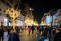 Beijing - Wangfujing Pedestrian Street