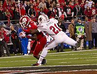 Belk Bowl, North Carolina State University vs University of Louisville, NC State won 31-24.