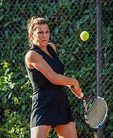 Hilversum, The Netherlands,  August 23, 2019,  Tulip Tennis Center, NSK,  Sandy Wenderhold (NED) <br /> Photo: Tennisimages/Henk Koster