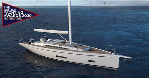Performance Yacht of the Year: Grand Soleil 44 Performance