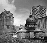 1966 FILE PHOTO - ARCHIVES -<br /> <br /> Canada - Quebec - Montreal <br /> <br /> 1966<br /> <br /> PHOTO : Boris Spremo - Toronto Star Archives - AQP