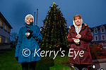 Sharon Roche and her mom Philomena Duggan launch the Remembrance Tree in memory of those that lost their live to suicide and a special service will be held at 3pm on Sunday December 13th at the Tralee Municipal District office.