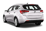 Car pictures of rear three quarter view of 2016 KIA Ceed_SW 5 Door Wagon Angular Rear