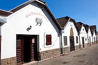 Gal Tibor wine cellars ( Tibor Gal Pince) Eger, Hungary