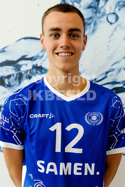 LEEK - Volleybal, Presentatie Lycurgus , seizoen 2021-2022, 01-09-2021 , Lycurgus speler Tieme de Jong