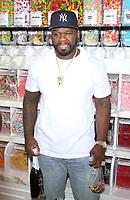 03 September 2021 - Las Vegas, NV - 50 Cent. 50 Cent at Sugar Factory Las Vegas at Harmon Corner. Photo Credit: MJT/AdMedia