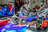 FIA WEC SET UP DAY - 6 HOURS OF SPA FRANCORCHAMPS (BEL) ROUND 1 05/03-05/2018
