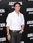 BooBoo Stewart at The Lionsgate Premiere of ABDUCTION  held at The Grauman's Chinese Theatre in Hollywood, California on September 15,2011                                                                               © 2011 DVS/ Hollywood Press Agency