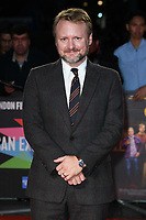 """Rian Johnson<br /> arriving for the """"Knives Out"""" screening as part of the London Film Festival 2019 at the Odeon Leicester Square, London<br /> <br /> ©Ash Knotek  D3524 08/10/2019"""