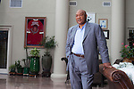 George Foreman at home in Houston, Texas
