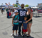 The Bernal family during the Cinco de Mayo Festival at the Grand Sierra Resort in Reno on Saturday, May 4, 2019.