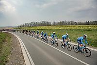 Team Movistar Train<br /> <br /> 85th La Flèche Wallonne 2021 (1.UWT)<br /> 1 day race from Charleroi to the Mur de Huy (BEL): 194km<br /> <br /> ©kramon