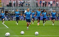 20160527 MILANO-CALCIO: CHAMPIONS LEAGUE, ALLENAMENTO REAL MADRID