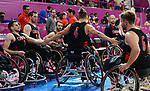 Nik Goncin, Lima 2019 - Wheelchair Basketball // Basketball en fauteuil roulant.<br />