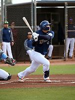 Sung-Bum Na - NC Dinos of the Korean Baseball Organization 2019 spring training (Bill Mitchell)