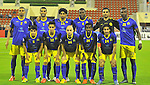 ZOBAHAN (IRN) vs AL NASSR (KSA) during the 2016 AFC Champions League Group B Match Day 5 match at Sultan Qaboos Sports Complex on 20 April 2016 in Muscat, Oman.