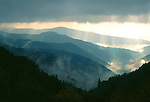 Storm Clearing, Newfound Gap, Great Smoky Mountains NP