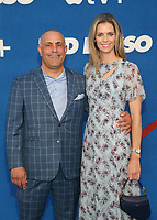 WEST HOLLYWOOD, CA - JULY 15: Ted Chervin, at Apple TV+ Ted Lasso Season 2 Premiere at The Rooftop at The Pacific Design Center in West Hollywood, California on July 15, 2021. <br /> CAP/MPIFS<br /> ©MPIFS/Capital Pictures