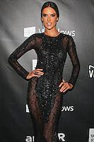 HOLLYWOOD, LOS ANGELES, CA, USA - OCTOBER 29: Alessandra Ambrosio arrives at the 2014 amfAR LA Inspiration Gala at Milk Studios on October 29, 2014 in Hollywood, Los Angeles, California, United States. (Photo by Celebrity Monitor)