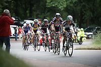 the breakaway group led by Gianni Meersman (BEL/Etixx-Quickstep)<br /> <br /> stage 3: Buchten-Buchten (190km)<br /> 29th Ster ZLM Tour 2015
