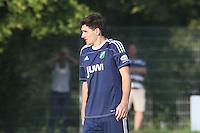 Axel Neumann (Waldalgesheim) - SV Alem. Waldalgesheim trifft in der 1. Runde des DFB-Pokal auf Bayer Leverkusen und spielt gegen Ingelheim den Saisonauftakt