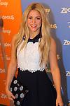 'Zootropolis' Barcelona Premiere.<br /> Photocall.<br /> Shakira.