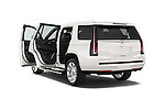 Car images of 2017 Cadillac Escalade Platinum 5 Door SUV Doors
