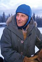 Joe Delia Skwentna Volunteer 1999 Iditarod AK <br /> Since 1973