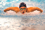 Selected images from the St. Martin's Episcopal School swim team for 2009.