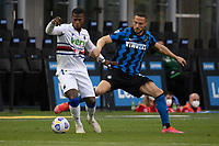 inter-sampdoria - milano 8 maggio 2021 - 35° giornata Campionato Serie A - nella foto: keita d'ambrosio