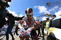 EL VERJON - COLOMBIA, 16-02-2020: Fabio Aru (ITA), UAE TEAM EMIRATES, durante la sexta etapa del Tour Colombia 2.1 2020 con un recorrido de 182,6 km que se corrió entre Zipaquirá y El Once Verjón, Cundinamarca. / Fabio Aru (ITA), UAE TEAM EMIRATES, during the sixth stage of 182,6 km as part of Tour Colombia 2.1 2020 that ran between Zipaquira and El Once Verjon, Cundinamarca.  Photo: VizzorImage / Darlin Bejarano / Cont