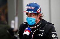 25th September 2021; Sochi, Russia; F1 Grand Prix of Russia  qualifying sessions;  14 Fernando Alonso ESP, Alpine F1 Team, F1 Grand Prix of Russia at Sochi Autodrom on September 25, 2021 in Sochi, Russia. Photo by HOCH ZWEI Sochi Russia *** 14 Fernando Alonso ESP, Alpine F1 Team , F1 Grand Prix of Russia at Sochi Autodrom on September 25, 2021 in Sochi, Russia Photo by HOCH ZWEI Sochi Russia
