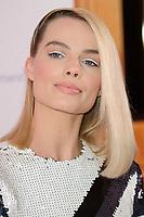 "Margot Robbie<br /> arriving for the ""I, Tonya"" premiere at the Curzon Mayfair, London<br /> <br /> <br /> ©Ash Knotek  D3377  15/02/2018"